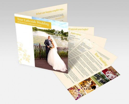 Wedding beochure Design