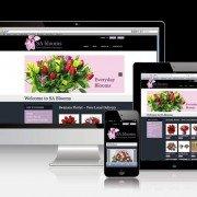 Website Design for Swansea Florists
