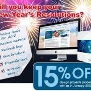 15 percent off January 2012