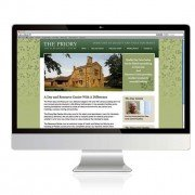 Website Design for The Priory