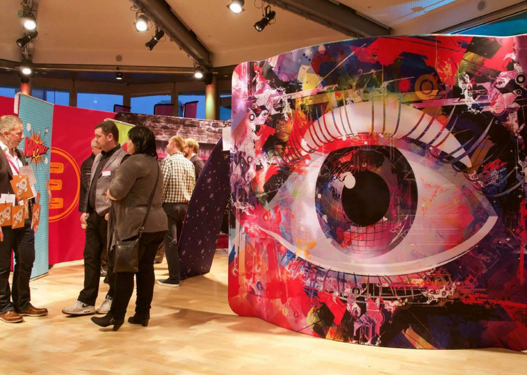 Exhibition Stand Northampton : Injecting creativity into exhibition stands and displays