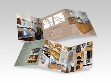 Harborough Kitchens brochure