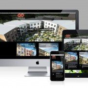 Responsive website for Harniss Building Solutions