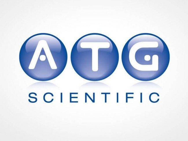 Logo design for ATG Scientific