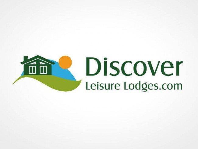 Logo Design for Discover Leisure Lodges