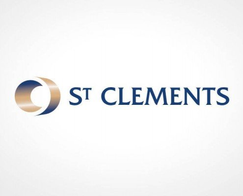 Logo design for St Clements