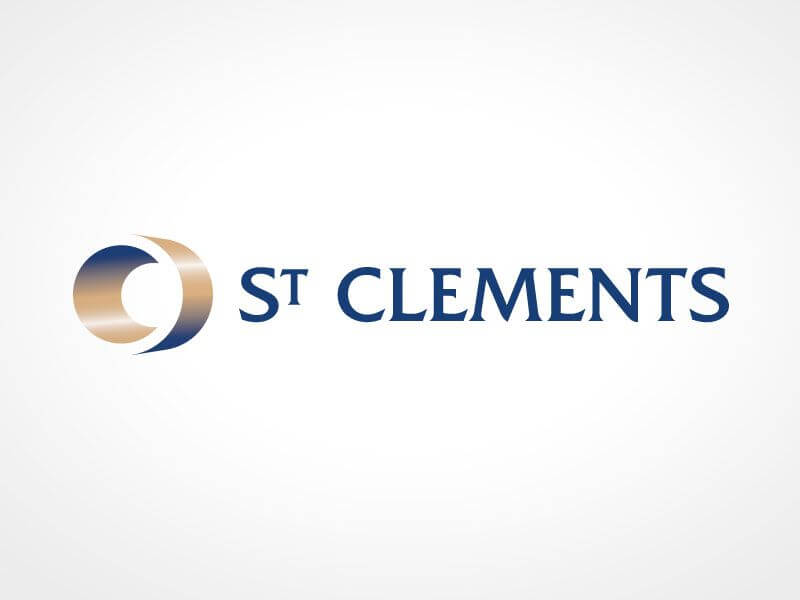 Logo design for St Clements