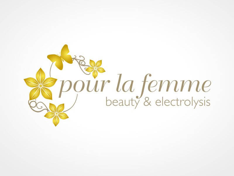 Logo Design for Beauty Theapist