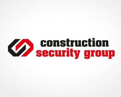 Logo design for Construction Security Group