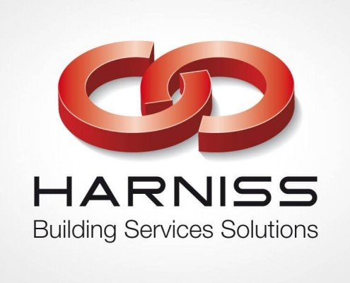 Logo Design for Harniss Building Services