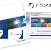Re-branding for St Clements